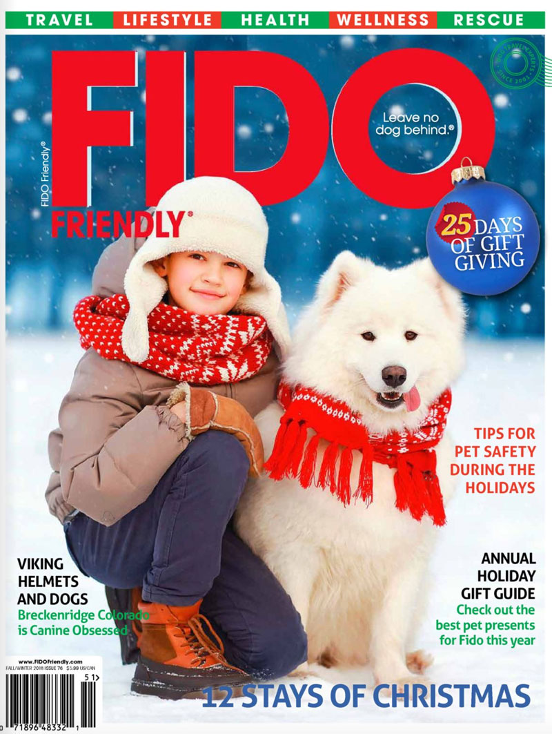 Fido Friendly Cover